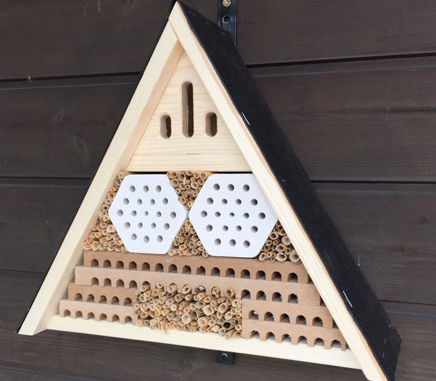 BEE Triangle Nützlingshotel