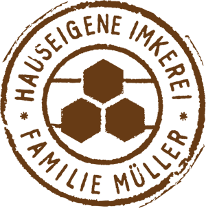 Logo Familienimkerei Müller