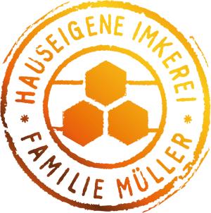 Logo der Familienimkerei Müller