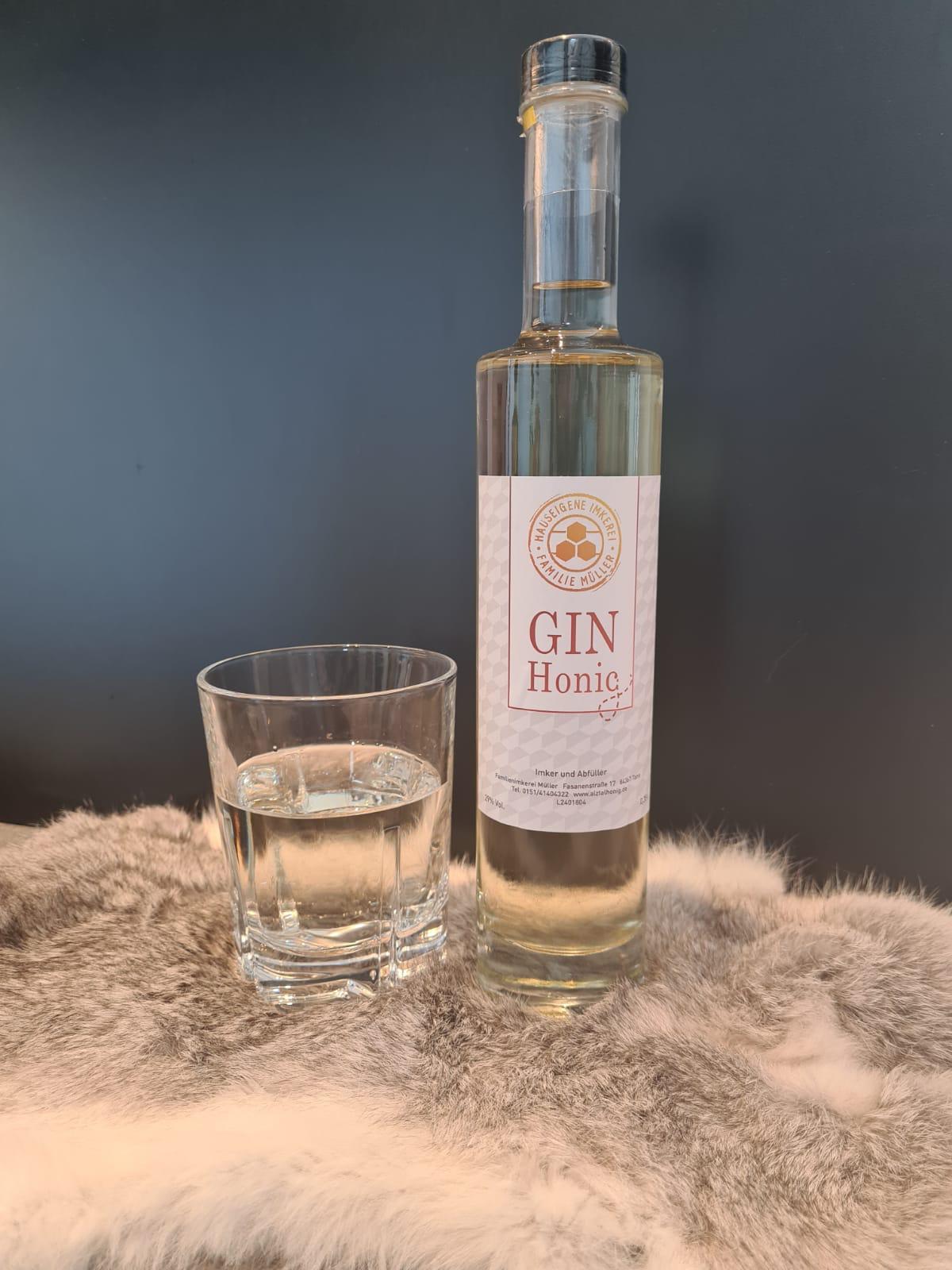 Honiglikör Gin