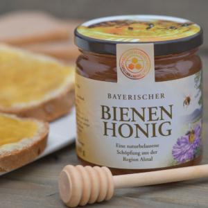 Bienenhonig-Alztal