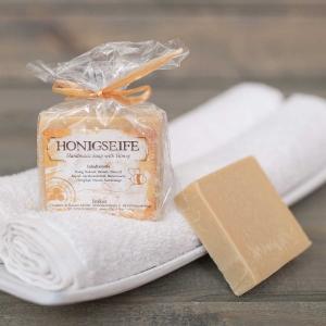 Honigseife-Geschenk